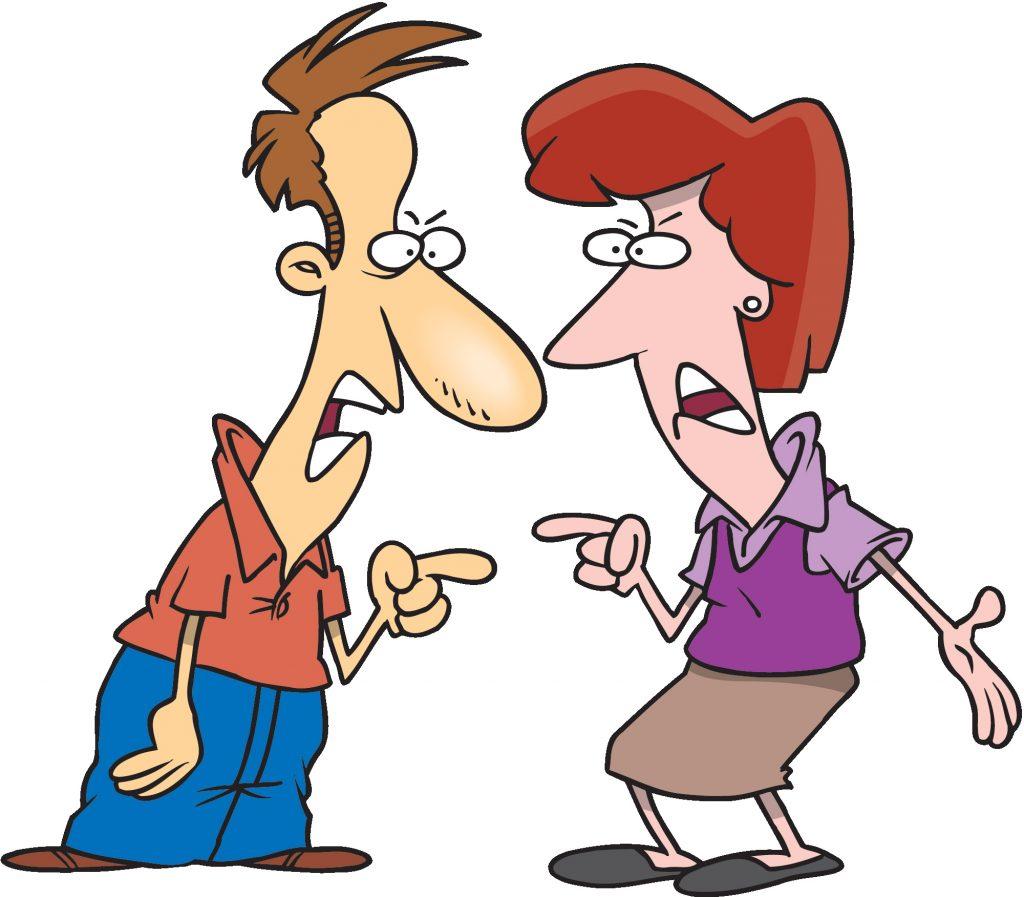 communicatie-relatieprobleem